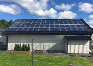 Solceller fastighet