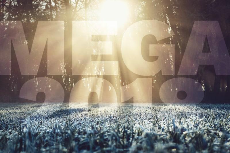 Megabra år 2018