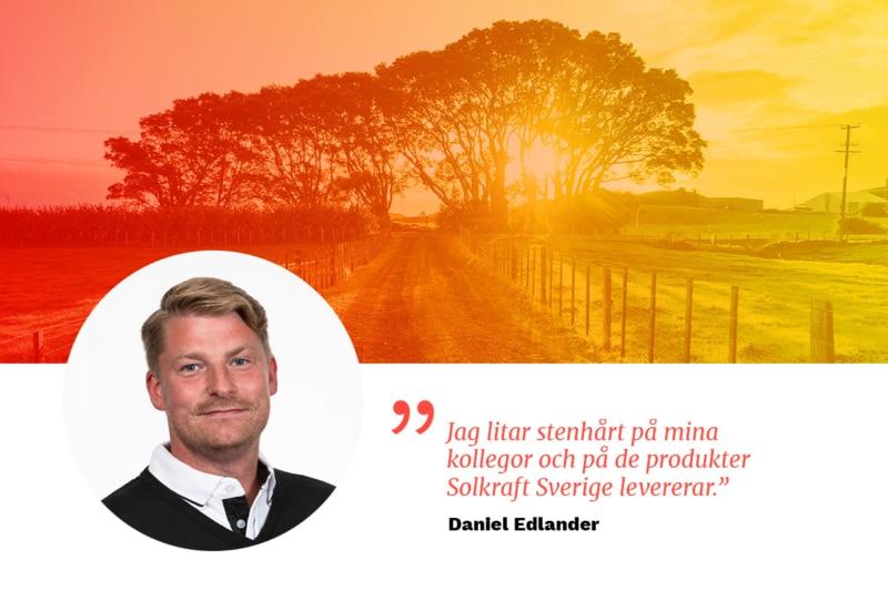 Daniel Edlander