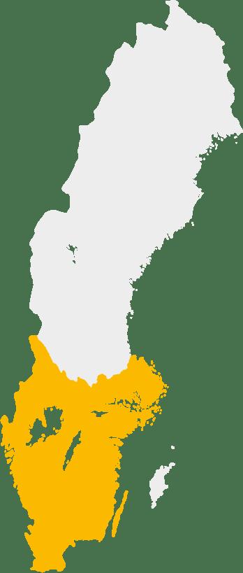 Solceller i Södra Sverige