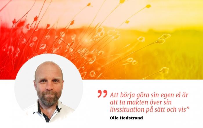 Olle Hedstrand