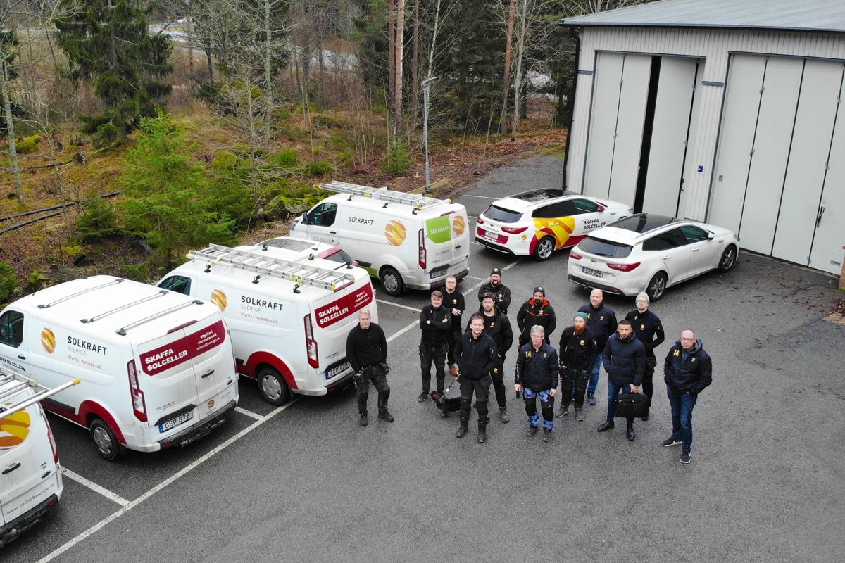 Stockholmskontoret Solkraft Sverige