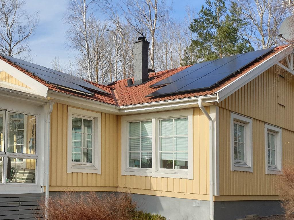 Solceller i Torshälla