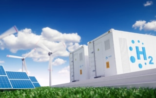 Smarta energisystem med solceller