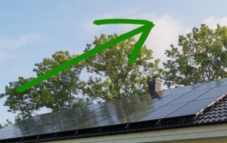 Snabb ökning av förnybar energi från solceller